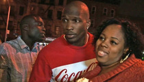 Chad Ochocinco Dropped $8,000 on 200-Person Twitter Feast