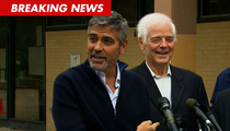 George Clooney Bails Out for Cheap