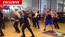 'Hacksaw' Jim Duggan -- DANCE FLOOR HUMILIATION [VIDEO]