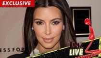 Kim Kardashian -- Flour Bomber is a 'Bully'