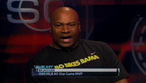 Bo Jackson -- I NEVER Played Tecmo Bowl ... But I Know I Was a BEAST!