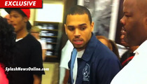 Chris Brown -- Exercises Right to Remain Silent on Phone-Snatching Accusation