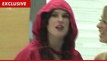 Rumer Willis -- Hollywood Hills Home Burglarized