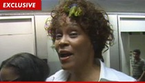 Whitney Houston -- Family STRIPS Hotel Room to Thwart Looters