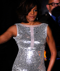 Family &amp; Stars Mourn Whitney Houston at Singer&#039;s Funeral