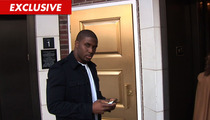 Reggie Bush -- I'm NOT Back with Kim Kardashian