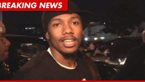 Nick Cannon Health Issues -- Quitting Radio Gig After Blood Clots Found in Lungs