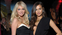 Kate Upton vs. Irina Shayk -- Who'd You Rather?