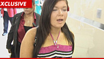Amber Portwood -- Judge Deals Crushing Blow to 'Teen Mom' Career