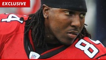 NFL Star Roddy White -- I'm No Deadbeat Dad
