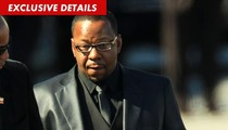 Whitney Houston Funeral -- Bobby Brown Bailed Over Seating Dispute