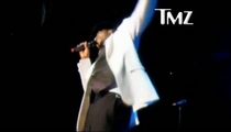 'Bad Ass' Bobby Brown -- From the Funeral to the Stage [VIDEO]