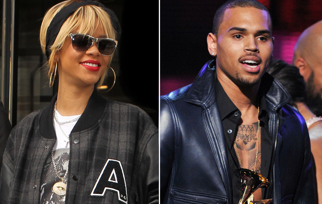 Chris Brown & Rihanna: Tweeting to Each Other on Her Birthday