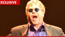 Elton John Cancels Vegas Concerts -- I Was Poisoned!