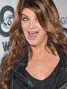 TIME WARP: Kirstie Alley&#039;s Transformation!