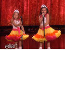 Sophia Grace and Rosie Take on a New Nicki Minaj Song!