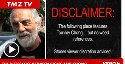 Tommy Chong -- The Pope Has 3 Nipples??!!