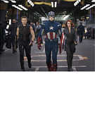 "New Photo: ""Avengers"" Assemble For Action!"