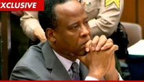 Dr. Conrad Murray -- I Didn't Kill Michael Jackson, Stress Did