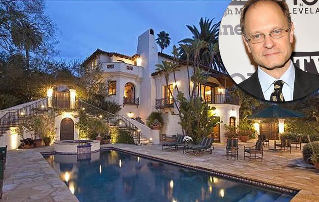 Own David Hyde Pierce's $7.5 Million Mansion!