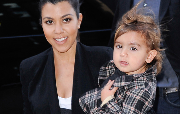Kourtney Kardashian Confirms She's Having a Baby Girl!