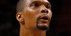 Chris Bosh Hauls Baby Mama To Court Hours After All-Star Game