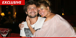 Spike TV Host Courtney Hansen -- I'm Divorcing My Tycoon Husband