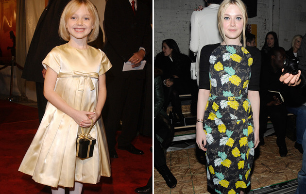 Dakota Fanning Turns 18!