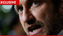 Gerard Butler In Rehab [Update]