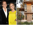 Kevin Bacon & Kyra Sedgwick: Goodbye NY, Hello LA! See Their New Digs!