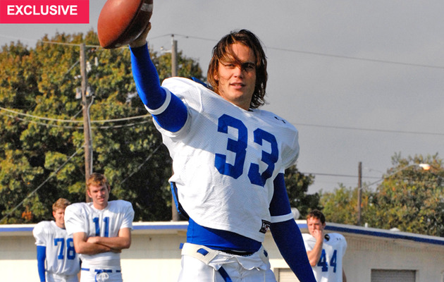 "Taylor Kitsch: Would He Do ""Friday Night Lights"" Movie?"