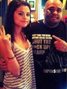 Selena Gomez Gets Brand New Tattoo!