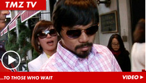 Manny Pacquiao's Wife -- Secrets of Sex and Boxing