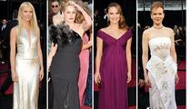 Academy Awards 2011 -- Red Carpet Rewind!