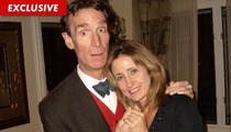 Bill Nye the Science Guy -- Locked in $57,000 Battle with Stalker Ex-Girlfriend