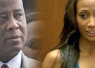Dr. Conrad Murray's Girlfriend -- Please Release Him ... He's a Good Dad