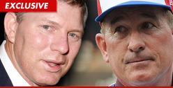 Lenny Dykstra Begs Judge -- PLEASE Let Me Go to Gary Carter's Funeral