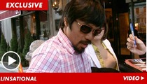 Manny Pacquiao -- OF COURSE I Love Jeremy Lin ... He's Asian, Duh
