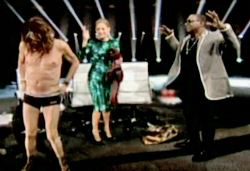 "Steven Tyler: The ""American Idol"" Strip Show!"