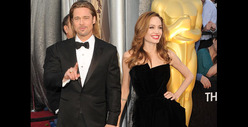 Brangelina -- The King &amp; Queen Have Arrived!