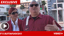 Joey Buttafuoco -- I'm Happy Mary Jo Got Hitched