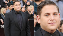 Jonah Hill -- Black Is Slimming ... Allegedly