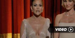 Jennifer Lopez -- A Nip in the Air?