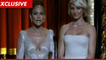 Jennifer Lopez -- Laughed Off Nip Slip Drama