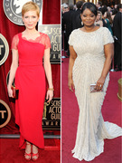 Supporting Actresses: Their Best and Worst Awards Show Looks