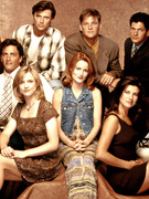 &quot;Melrose Place&quot; Cast Reunites -- See Them Now!