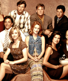 """Melrose Place"" Cast Reunites -- See Them Now!"
