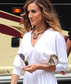 Who Was Just Cast As a Young Carrie Bradshaw?