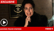 Sean Young -- Arrested for Oscar Party Fight at the Governors Ball [Update]