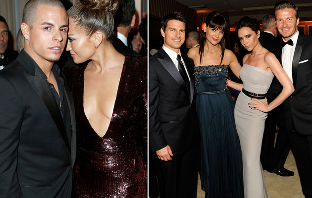 Jennifer Lopez Changes Into Super Sexy Dress for Oscars After Party